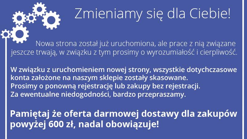 RADPAK.eu | Nowa strona sklepu